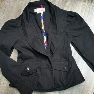 Jolt Womens Jacket Black Size Small